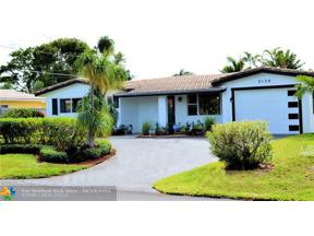 Property for sale at 2150 NE 54th St, Fort Lauderdale,  Florida 33308