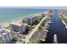 Property for sale at 1063 Hillsboro Mile Unit: 208, Hillsboro Beach,  Florida 33062