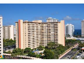 Property for sale at 3333 NE 34th St Unit: 1003, Fort Lauderdale,  Florida 33308