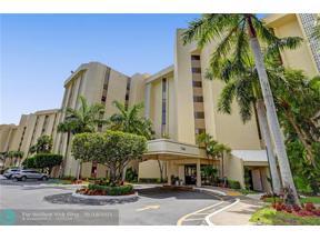 Property for sale at 7300 Radice Ct Unit: 802, Lauderhill,  Florida 33319