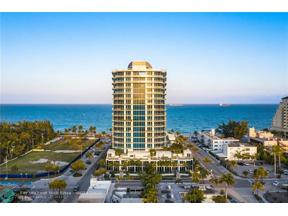 Property for sale at 701 N Fort Lauderdale Beach Blvd Unit: 401, Fort Lauderdale,  Florida 33304