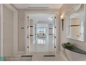 Property for sale at 3333 NE 32nd Ave Unit: 1502, Fort Lauderdale,  Florida 33308