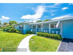 Property for sale at 2748 NE 27th Ct, Fort Lauderdale,  Florida 33306