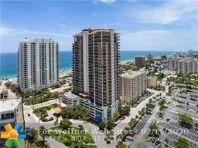 Property for sale at 100 S Birch Rd Unit: 1402, Fort Lauderdale,  Florida 33316