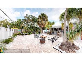 Property for sale at 5911 NE 21st Rd, Fort Lauderdale,  Florida 33308