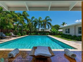 Property for sale at 2624 NE 26th Ave, Fort Lauderdale,  Florida 33306
