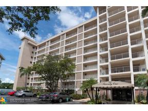 Property for sale at 2661 S Course Dr Unit: 607, Pompano Beach,  Florida 33069