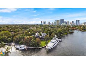Property for sale at 1600 Ponce De Leon Dr, Fort Lauderdale,  Florida 33316