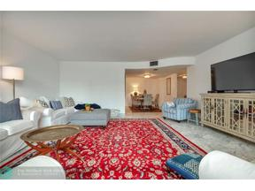 Property for sale at 4020 Galt Ocean Dr Unit: 103, Fort Lauderdale,  Florida 33308