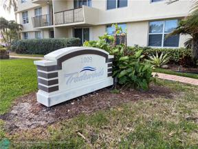 Property for sale at 1009 N Ocean Blvd Unit: 405, Pompano Beach,  Florida 33062