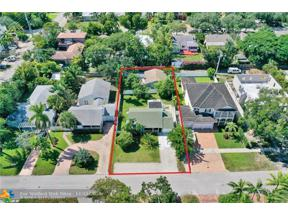 Property for sale at 413 NE 12Th Ave, Fort Lauderdale,  Florida 33301