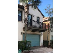 Property for sale at 12680 NW 32nd Ct Unit: 12680, Sunrise,  Florida 33323