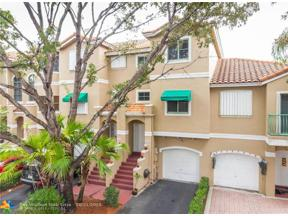 Property for sale at 1475 NW 126th Ter Unit: 1475, Sunrise,  Florida 33323