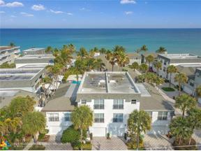 Property for sale at 1194 Hillsboro Mile Unit: 12,13, Hillsboro Beach,  Florida 33062