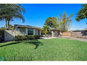 Property for sale at 3197 NW 65th Dr, Fort Lauderdale,  Florida 33309
