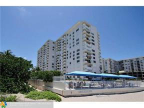 Property for sale at 2000 S Ocean Blvd Unit: 16 A, Lauderdale By The Sea,  Florida 33062