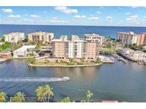 Property for sale at 1160 Hillsboro Mile Unit: 705, Hillsboro Beach,  Florida 33062