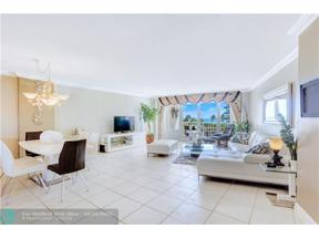 Property for sale at 4100 Galt Ocean Dr Unit: 202, Fort Lauderdale,  Florida 33308