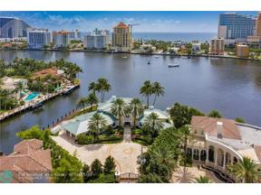 Property for sale at 1 Pelican Dr, Fort Lauderdale,  Florida 33301