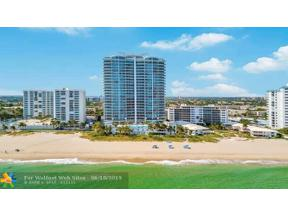 Property for sale at 1600 S Ocean Blvd Unit: 904, Lauderdale By The Sea,  Florida 33062