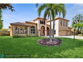 Property for sale at 11190 NW 2nd Mnr, Coral Springs,  Florida 33071