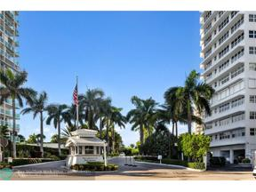 Property for sale at 2100 S Ocean Ln Unit: 2205, Fort Lauderdale,  Florida 33316