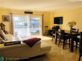 Property for sale at 2900 NE 30th Street Unit: 4H, Fort Lauderdale,  Florida 33306