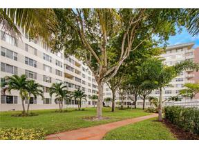 Property for sale at 4350 Hillcrest Dr Unit: 314, Hollywood,  Florida 33021