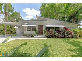 Property for sale at 2700 NE 10th Ave, Wilton Manors,  Florida 33334