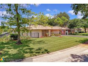 Property for sale at 340 NW 99th Way, Coral Springs,  Florida 33071