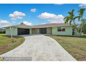 Property for sale at 5813 Australian Pine Dr, Tamarac,  Florida 33319