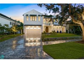 Property for sale at 1017 S Rio Vista Blvd, Fort Lauderdale,  Florida 33316
