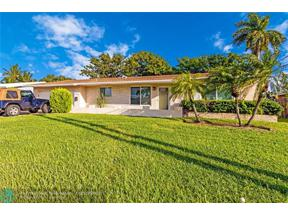 Property for sale at 1455 NE 55th St, Fort Lauderdale,  Florida 33334