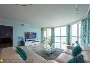 Property for sale at 101 S Ft Lauderdale Beach Blvd Unit: 1104, Fort Lauderdale,  Florida 33316