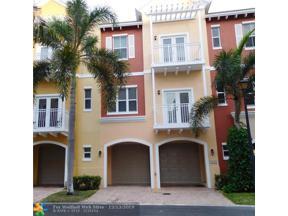 Property for sale at 2335 Vintage Dr Unit: 2335, Lighthouse Point,  Florida 33064