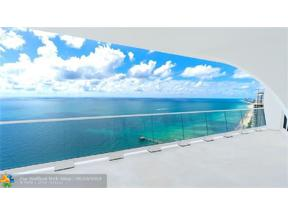 Property for sale at 16901 Collins Ave Unit: 2601, Sunny Isles Beach,  Florida 33160