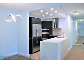 Property for sale at 5700 NE 22nd Way Unit: 303, Fort Lauderdale,  Florida 33308