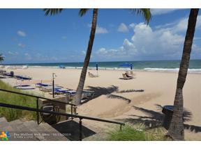 Property for sale at 3800 Galt Ocean Dr Unit: 211, Fort Lauderdale,  Florida 33308