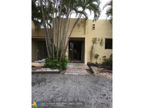 Property for sale at 200 NW 43rd Ct Unit: 200, Pompano Beach,  Florida 33064
