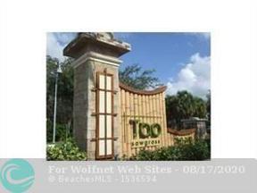 Property for sale at 2681 N Flamingo Rd Unit: 1901 S, Sunrise,  Florida 33323