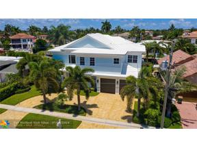 Property for sale at 4851 NE 29th Ave, Lighthouse Point,  Florida 33064