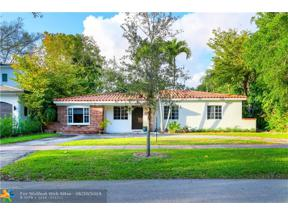 Property for sale at 421 Amalfi Ave, Coral Gables,  Florida 33146