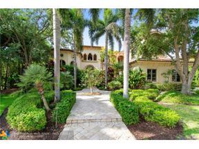 Property for sale at 2700 Barcelona Dr, Fort Lauderdale,  Florida 33301
