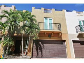 Property for sale at 619 NE 11Th Ave, Fort Lauderdale,  Florida 33304