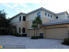 Property for sale at 7641 Old Thyme Ct Unit: 6A, Parkland,  Florida 33076