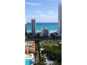 Property for sale at 230 174th St Unit: 2419, Sunny Isles Beach,  Florida 33160