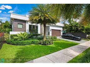 Property for sale at 721 NE 19th Ave, Fort Lauderdale,  Florida 33304