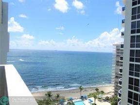 Property for sale at 4250 Galt Ocean Dr Unit: PHF, Fort Lauderdale,  Florida 33308