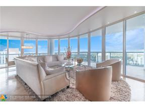 Property for sale at 333 Las Olas Way Unit: 3302, Fort Lauderdale,  Florida 33301