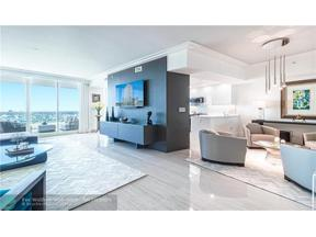 Property for sale at 411 N New River Dr Unit: 3003, Fort Lauderdale,  Florida 33301